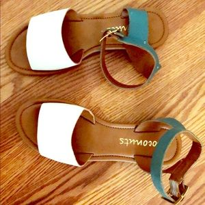 Coconuts by Matisse leather sandals